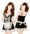 Kostüm Sexy Zimmermädchen